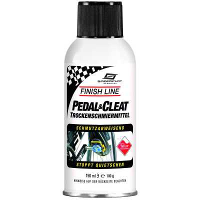 Finishline Schmiermittel Pedal & Cleat (150 ml)
