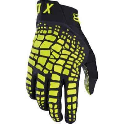 Fox 360 Grav Handschuhe