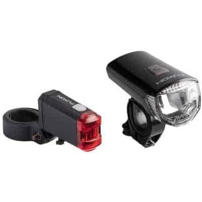 Fuxon Magma Easy Fahrradbeleuchtung Set