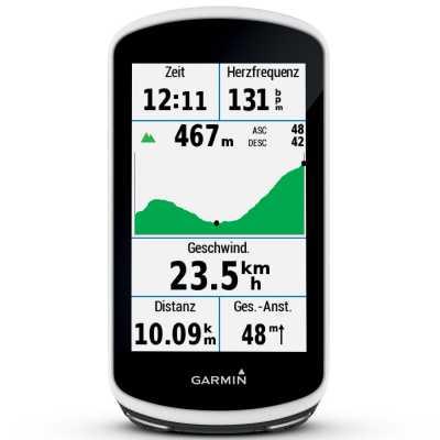Garmin Edge 1030 GPS-Fahrradcomputer