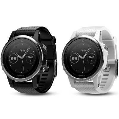Garmin Fenix 5S GPS-Multisportuhr