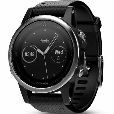 Garmin Fenix 5S Sapphire GPS-Multisportuhr