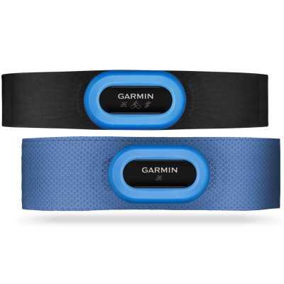 Garmin HRM-Tri und HRM-Swim Herzfrequenz-Brustgurt Bundle