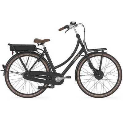 Gazelle Puur_NL+ C7 HFP E-Bike Cityrad