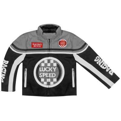 Germas Lucky Speed Motorrad-Kinderjacke