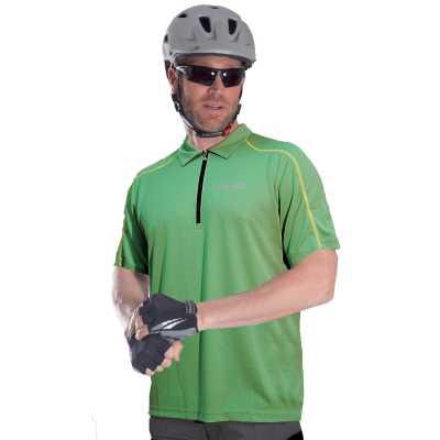 Gonso Herren Bike-Polo Henrik, grün