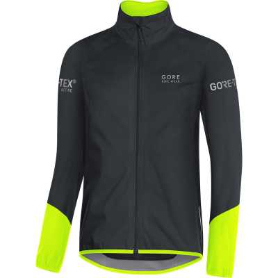 Gore Power GTX Fahrrad-Regenjacke Herren