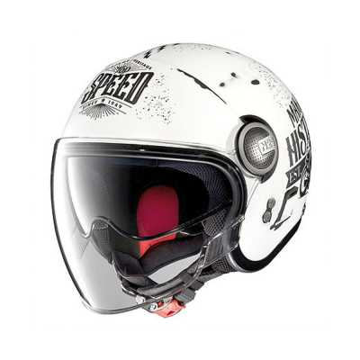 Nolan N21 Visor Moto GP Legends Jethelm