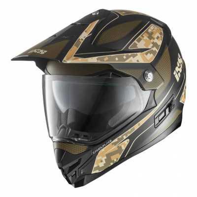 iXS HX 207 Atlas Camouflage Integralhelm