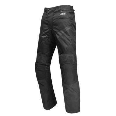 iXS Motorrad Textilhose Tengai, schwarz