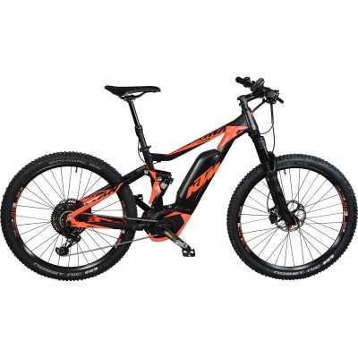"KTM Macina Lycan 271 Fully E-Mountainbike 27,5"""