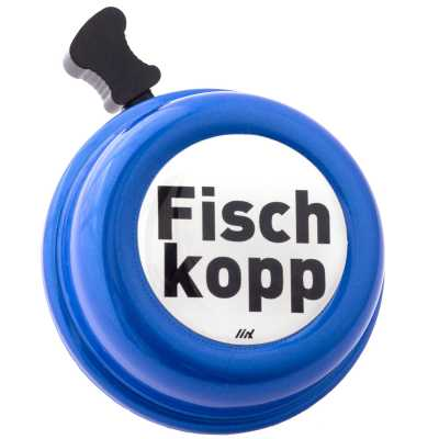 Liix Colour Fischkopp Fahrrad-Klingel