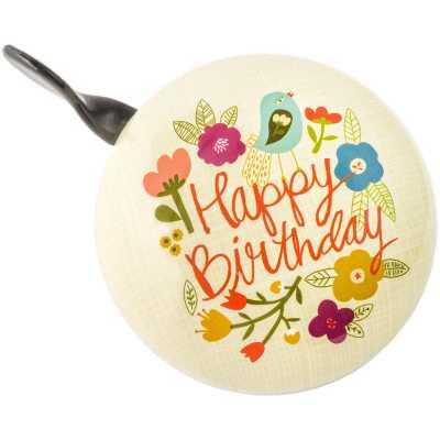 Liix Ding Dong Bell Carolyn Gavin Happy Birthday Fahrradglocke