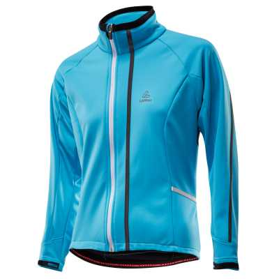Löffler Bike Jacke WS Softshell Warm Damen