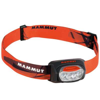 Mammut Stirnlampe T-Trail