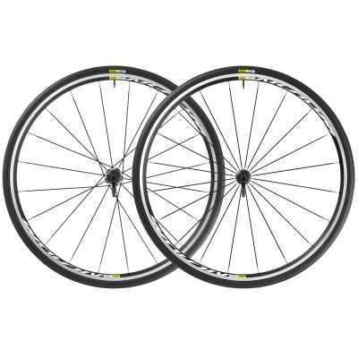 Mavic Aksium Elite 25 Rennrad-Laufradsatz (28 Zoll)