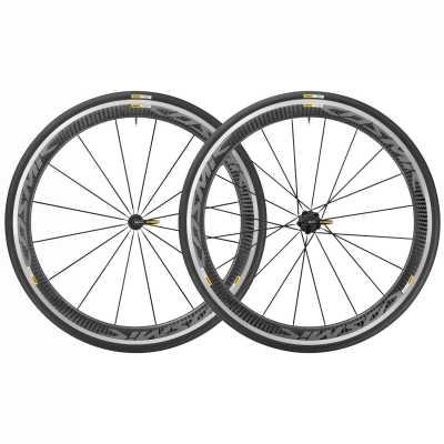 Mavic Cosmic Pro Carbone black Rennrad-Laufradsatz (28 Zoll)