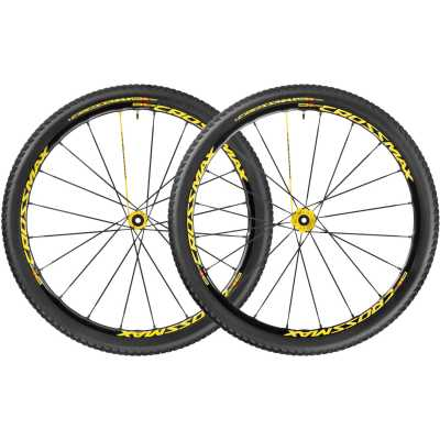 Mavic Crossmax SL PRO WTS MTB-Laufradsatz (27,5 Zoll)