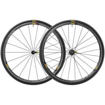 Mavic Ksyrium Pro Carbon SL C Rennrad-Laufradsatz (28 Zoll)