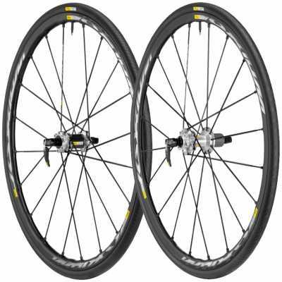 Mavic Ksyrium Pro Disc Rennrad-Laufradsatz (28 Zoll)