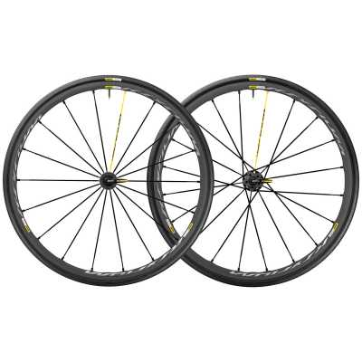 Mavic Ksyrium Pro Exalith Rennrad-Laufradsatz (28 Zoll)