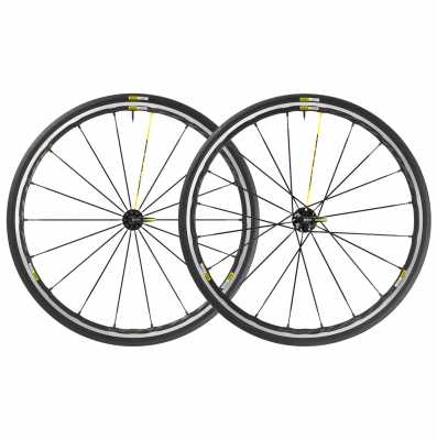Mavic Ksyrium Pro SL C Rennrad-Laufradsatz (28 Zoll)