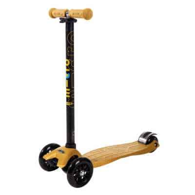 Maxi Micro Gold Scooter