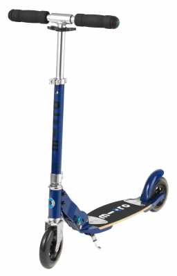 Micro Flex Scooter 145 saphir-blau