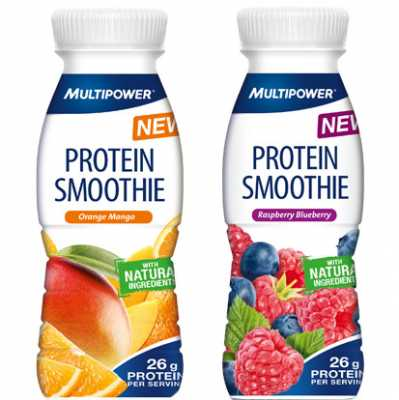 Multipower Protein Smoothie (330 ml)