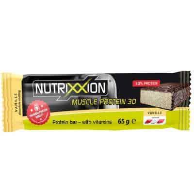 Nutrixxion Muscle Protein 30 Protein Bar Sportriegel (65 g)