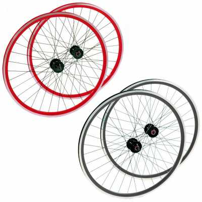 Point Fixed and Free Single Speed Laufradsatz
