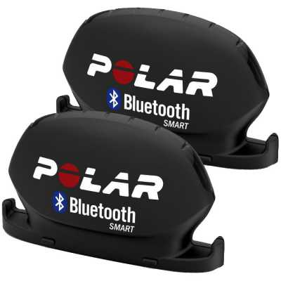 Polar Set Geschwindigkeitssensor + Trittfrequenzsensor Bluetooth Smart