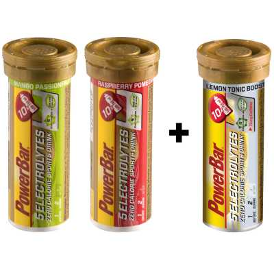 Powerbar Tabs 5Electrolytes Sports Drink 2+1 (3 x 40 g)