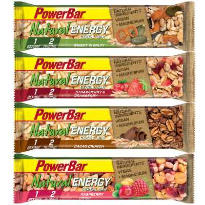 Powerbar Natural Energy Cereal Bar Energieriegel (40 g)