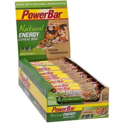 Powerbar Natural Energy Cereal Bar Energieriegel Box (24 x 40 g)