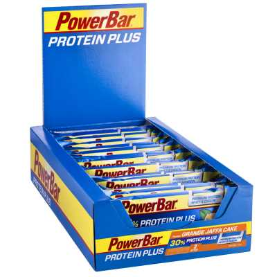 Powerbar Riegel Protein Plus 30 % Box (15 x 55 g)