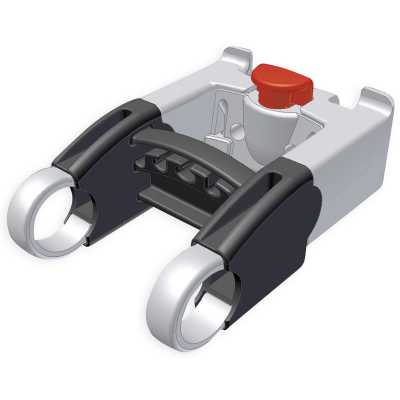 Rixen & Kaul Distanzset 43 mm für Klickfix-Lenkeradapter