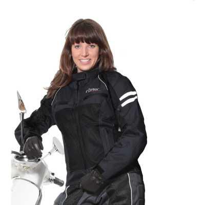 Roleff RO 613 Mesh Motorradjacke Textil