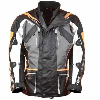 Römer Turin Motorradjacke Textil
