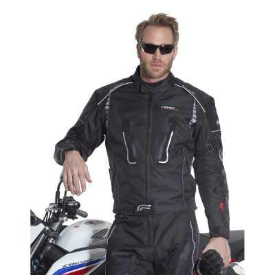 Römer Atlanta Motorradjacke Textil