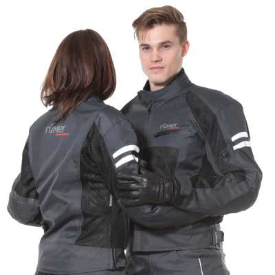 Römer RO 613 Mesh Motorradjacke Textil