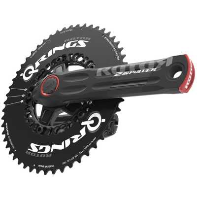 Rotor 2INpower Fahrrad-Kurbelgarnitur
