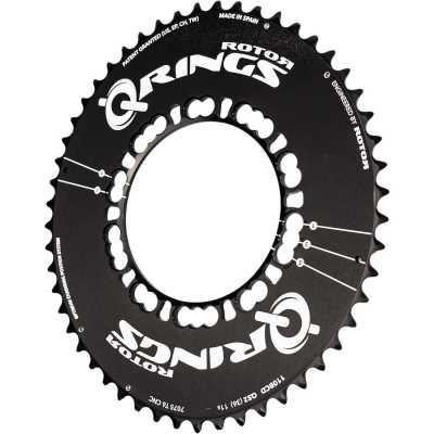 Rotor Q-Ring Road Aero ovales Kettenblatt