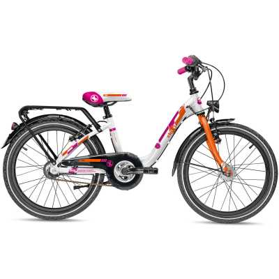 S'COOL chiX comp 20 3-S Kinderrad 20 Zoll