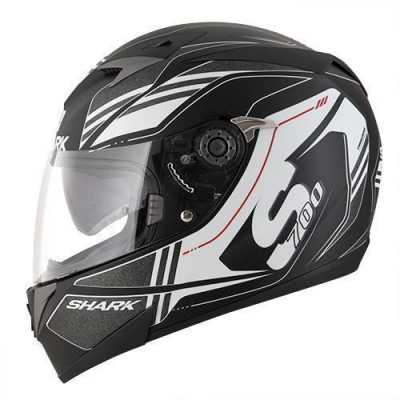 Shark S700 Tika Integralhelm