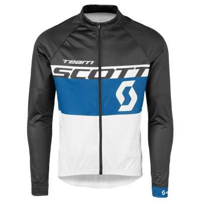 Scott RC Team Langarm Radtrikot Herren