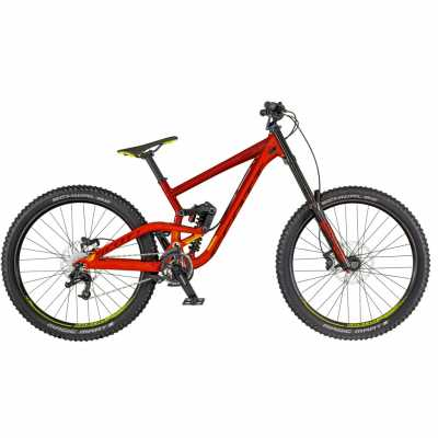 Scott Gambler 730 Fullsuspension Bike