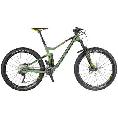 Scott Genius 710 Fully Mountainbike 27,5 Zoll