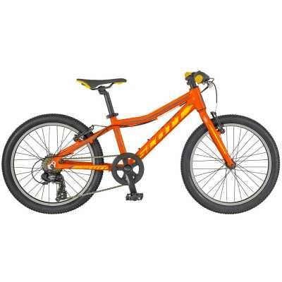 Scott Scale JR 20 Kinderrad Mountainbike mit Starrgabel 20 Zoll