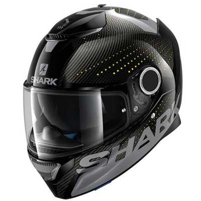 Shark Spartan Carbon Cliff Integralhelm